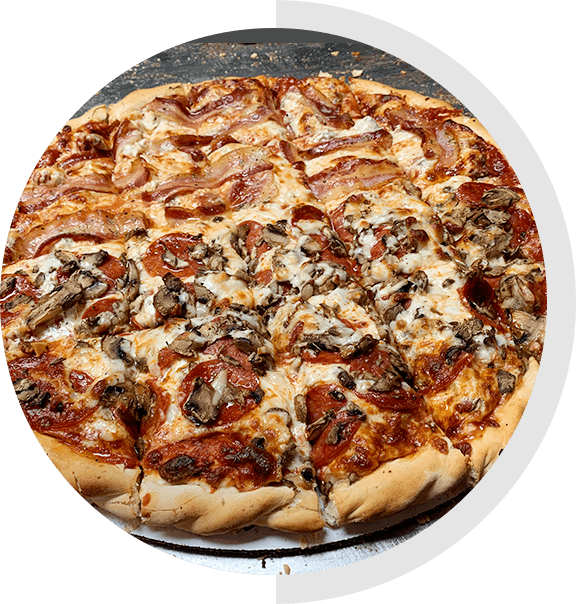 Turn About Pizza